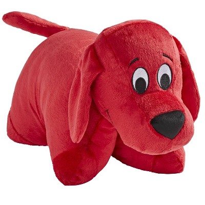 Clifford The Big Red Dog Plush - Pillow Pets