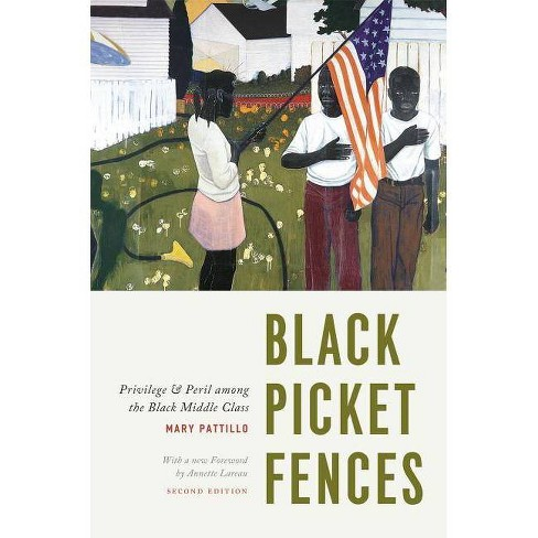 Black Picket Fences - 2 Edition by  Mary Pattillo (Paperback) - image 1 of 1