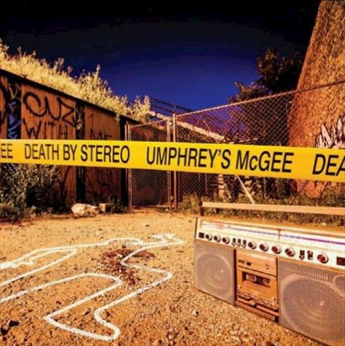 Umphrey's mcgee - Death by stereo (Vinyl) - image 1 of 1