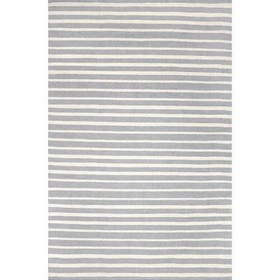 nuLOOM Reese Striped Wool Area Rug