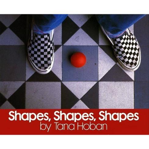 Shapes, Shapes, Shapes - by  Tana Hoban (Hardcover) - image 1 of 1