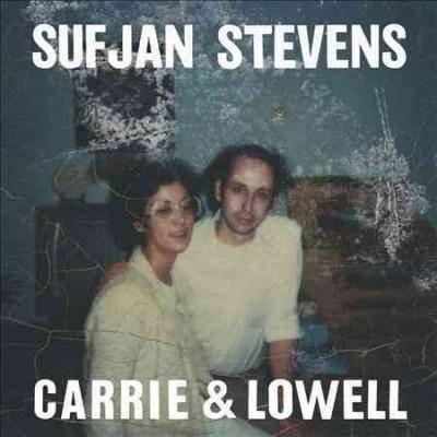 Sufjan Stevens - Carrie & Lowell (CD)