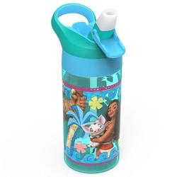 1acac0dcd4 Disney Frozen 16oz Anna Plastic Water Bottle Teal/Blue - Zak Designs ...
