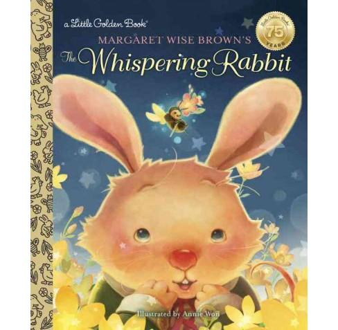 Margaret Wise Brown's the Whispering Rabbit (Reissue) (Hardcover) - image 1 of 1