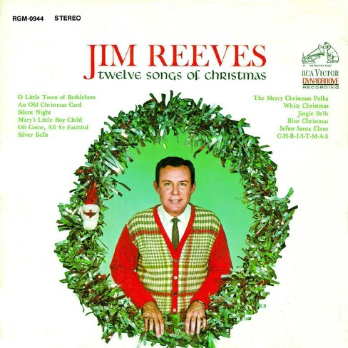 Jim Reeves - 12 Songs Of Christmas (CD) - image 1 of 1