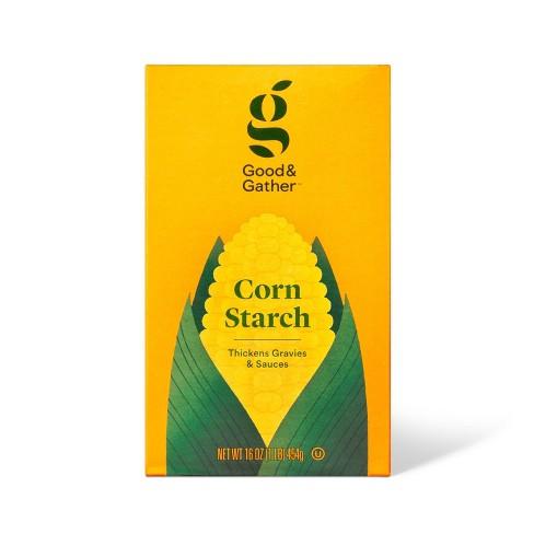 Corn Starch - 16oz - Good & Gather™ - image 1 of 3
