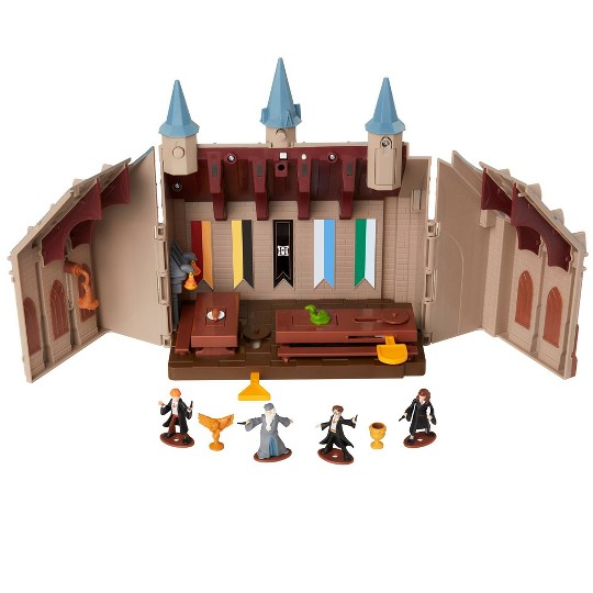 Harry Potter Hogwart's Great Hall Deluxe Playset image number null