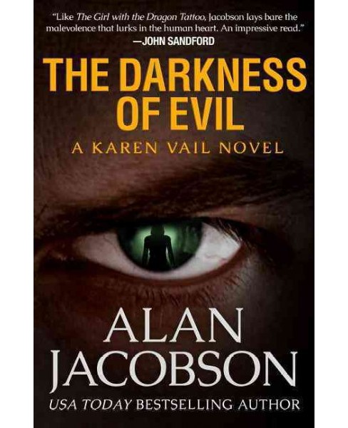 Darkness of Evil (Paperback) (Alan Jacobson) - image 1 of 1
