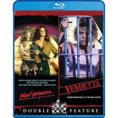 Naked Vengeance / Vendetta (Blu-ray) - image 1 of 1
