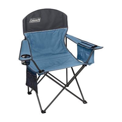 Coleman Cooler Quad Chair - Dusk