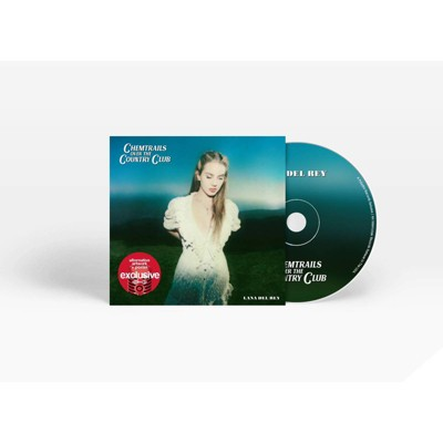 Lana Del Rey - Chemtrails Over the Country Club (Target Exclusive, CD)