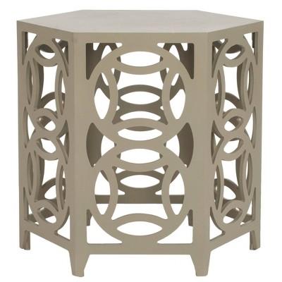 Natanya Side Table - Safavieh