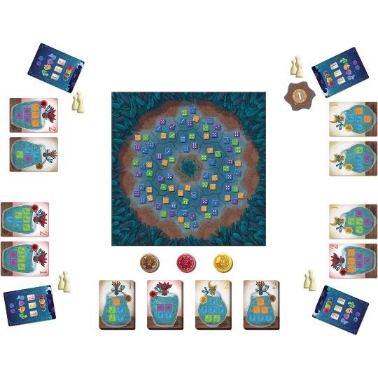Z-Man Games Noctiluca, board games image number null