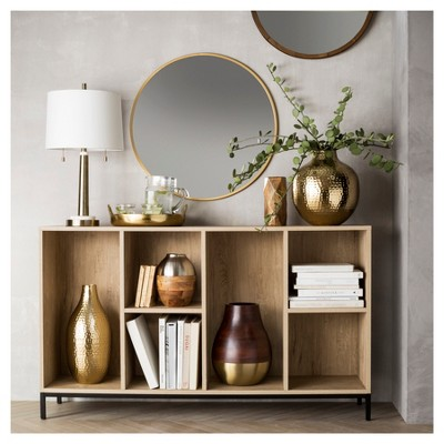 Wood and Warm Metals Collection