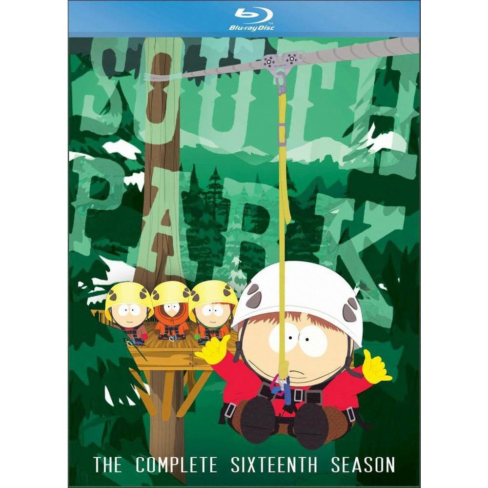 South Park:Complete Sixteenth Season (Blu-ray)
