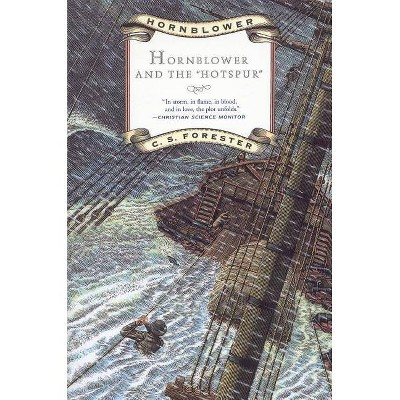 Hornblower and the Hotspur - (Hornblower Saga (Paperback)) by  C S Forester (Paperback)