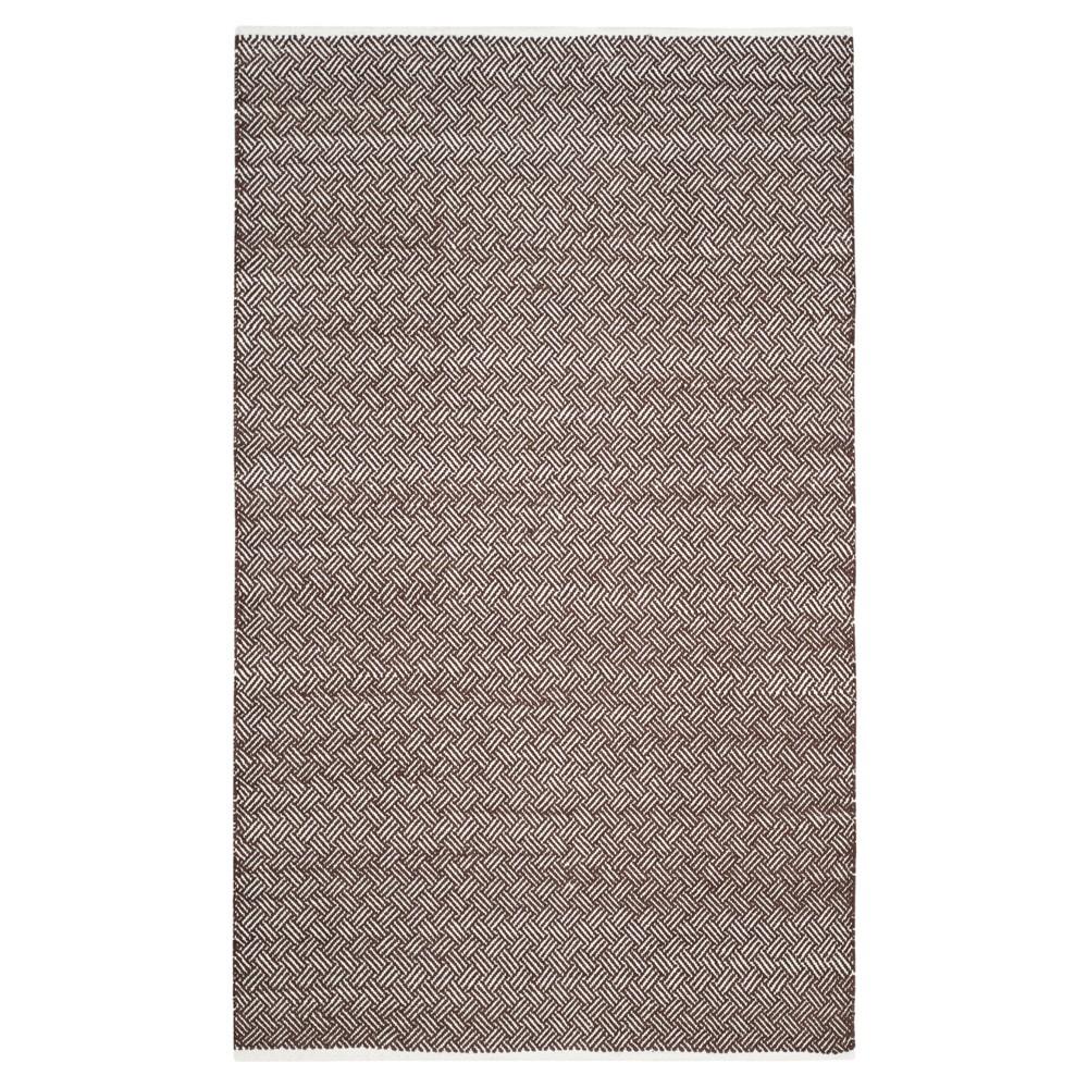 Kala Area Rug - Brown (4'x6') - Safavieh