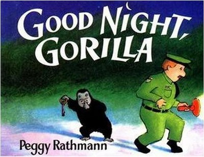 Good Night, Gorilla (Board)by Peggy Rathmann