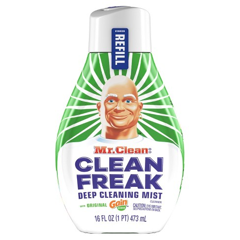 Mr Clean Clean Freak with Gain Original Scent Deep Cleaning Mist Refill - 16 fl oz - image 1 of 3