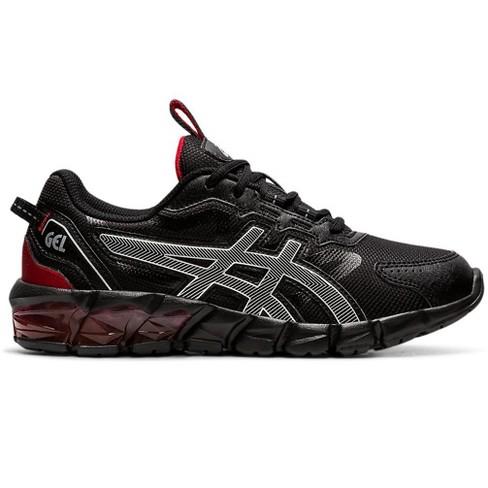 ASICS Kid's GEL-QUANTUM 90 GS Sportstyle Shoes, 6M, Black