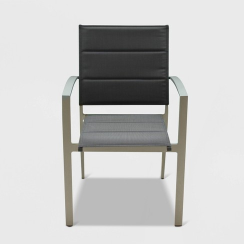 Skyline 6pc Patio Dining Chair Set - Courtyard Casual - image 1 of 4