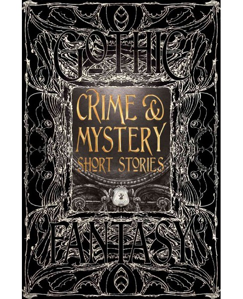 Crime & Mystery Short Stories (Hardcover) - image 1 of 1