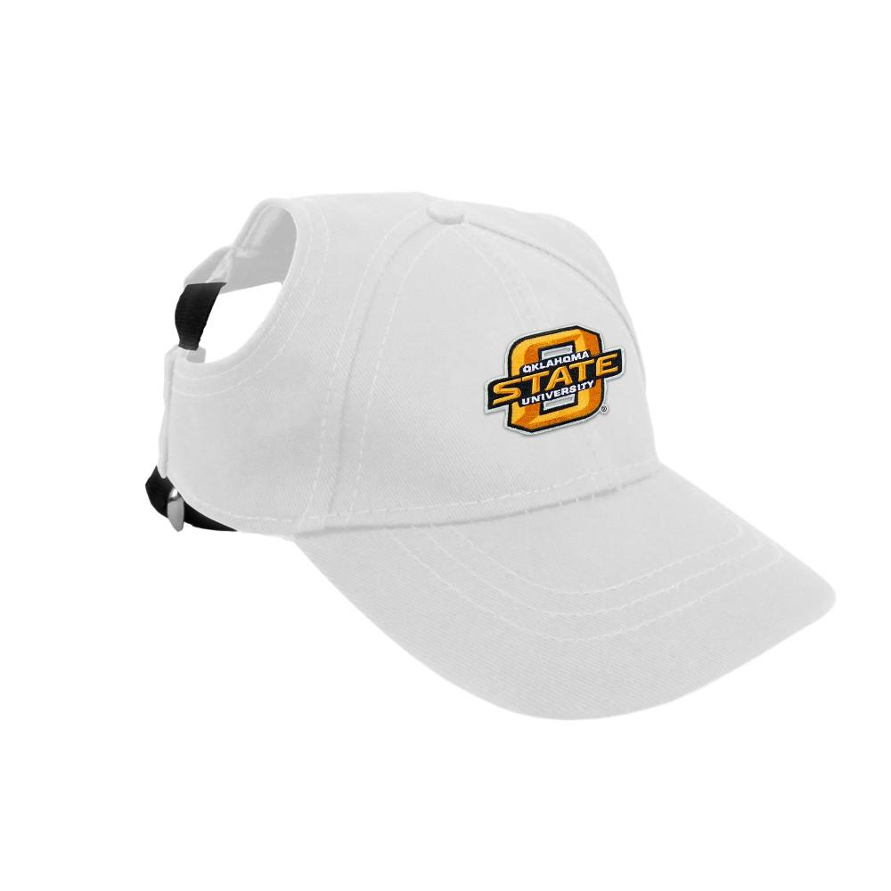 Oklahoma State Cowboys Little Earth Pet Baseball Hat - XS