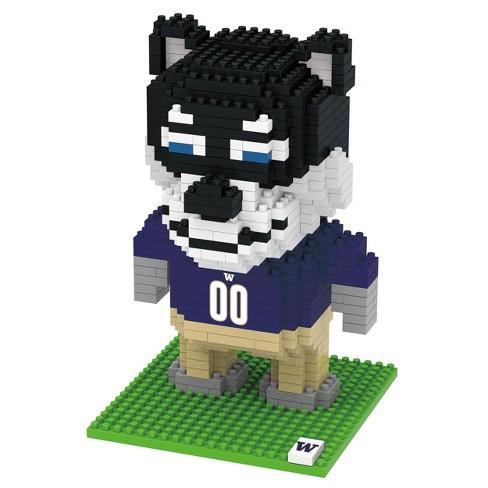 NCAA Washington Huskies 3D BRXLZ Mascot Puzzle 1000pc - image 1 of 1