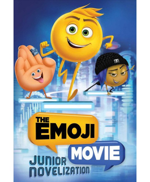 Emoji Movie Junior Novelization - image 1 of 1