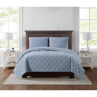 Everyday 3D Puff Quilt Set - Truly Soft