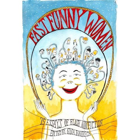 Fast Funny Women - by  Gina Barreca (Paperback) - image 1 of 1