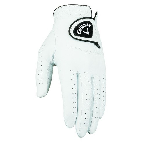 Callaway Dawn Patrol Golf Glove - White - image 1 of 2