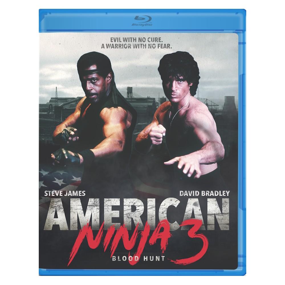 American Ninja 3:Blood Hunt (Blu-ray)
