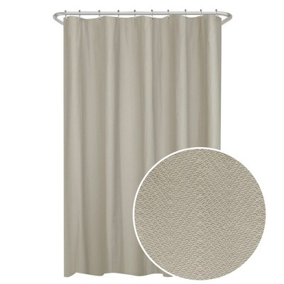Herringbone Ultimate Shower Liner - Zenna Home
