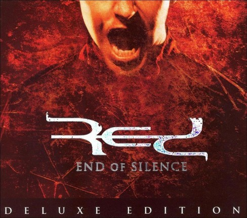 Red - End of silence (CD) - image 1 of 1