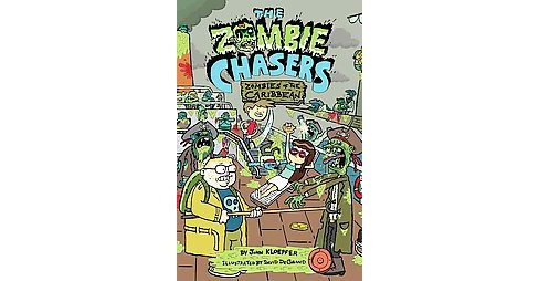 Zombies of the Caribbean (Hardcover) (John Kloepfer) - image 1 of 1