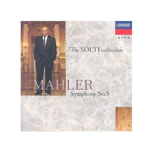 Armstrong - Mahler: Symphony No. 5 (1970 Recording) (CD) - image 1 of 1