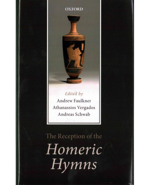 Reception of the Homeric Hymns (Hardcover) - image 1 of 1