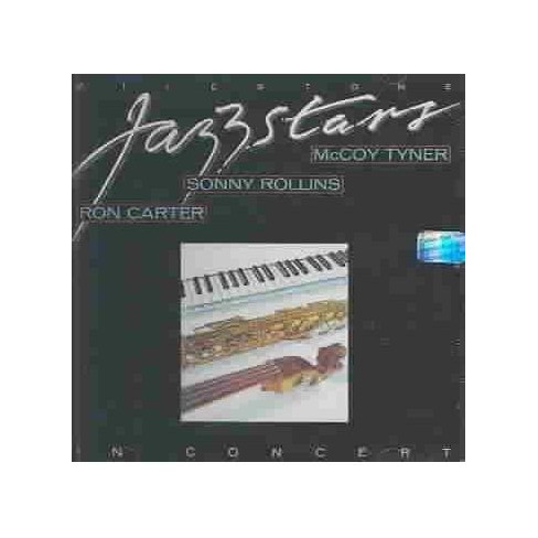 Various - Milestone Jazzstars (CD) - image 1 of 1