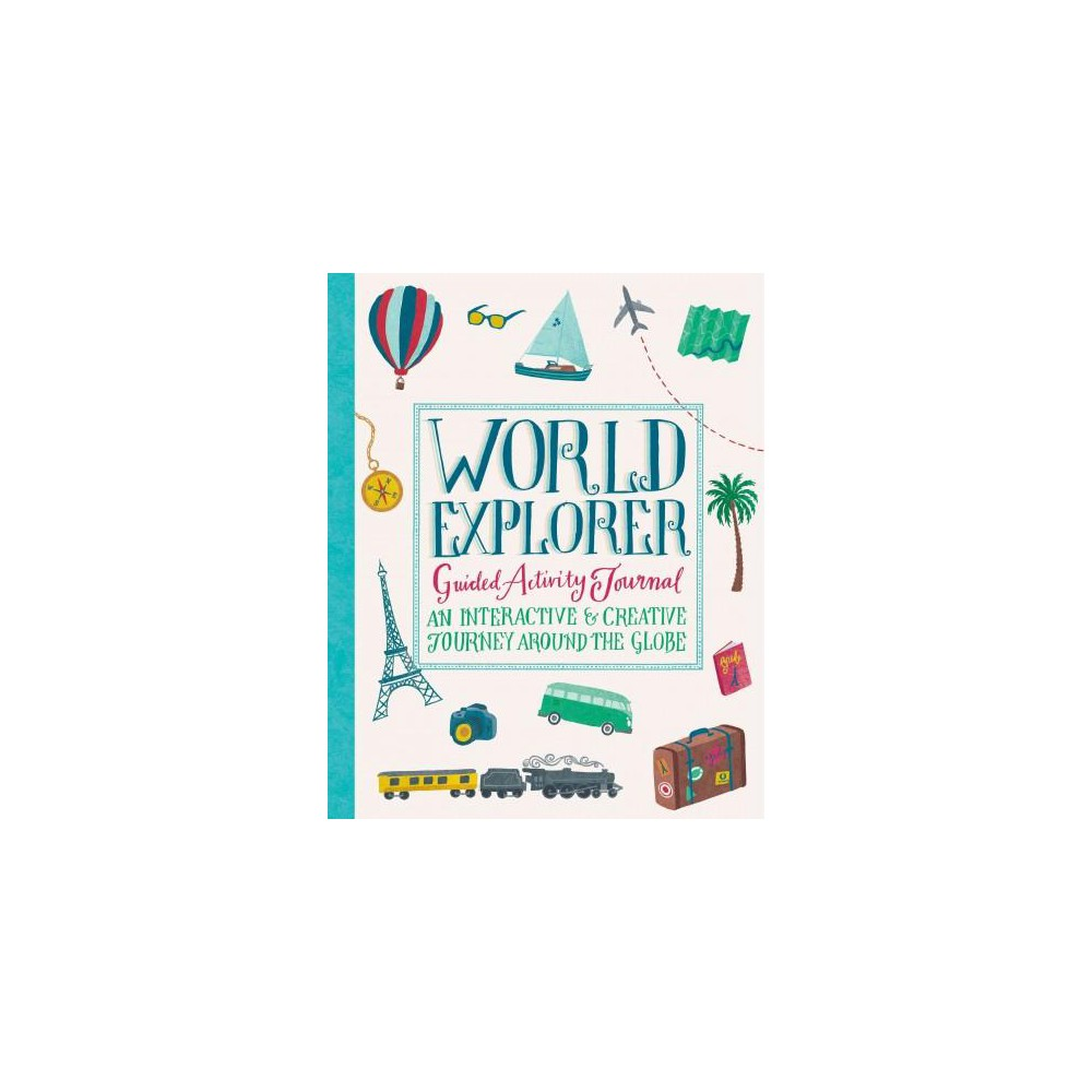 World Explorer Guided Activity Journal (Paperback)