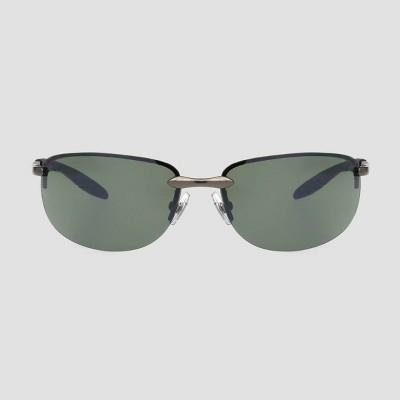 Men's Oval Driving Sunglasses - Foster Grant Gray