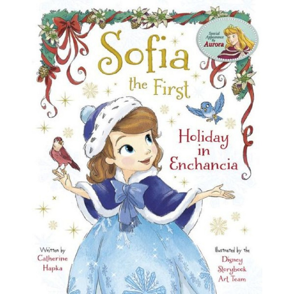 Holiday in Enchancia ( Sofia the First) (Hardcover) by Catherine Hapka