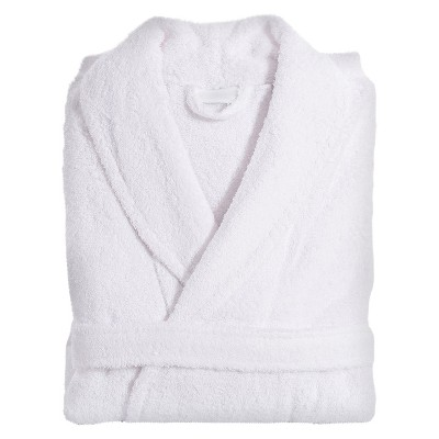 Terry Cloth Bathrobe Unisex - Linum Home