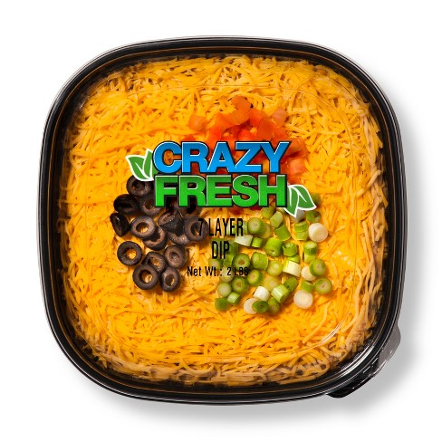 Crazy Fresh 7 Layer Dip - 32oz - image 1 of 1