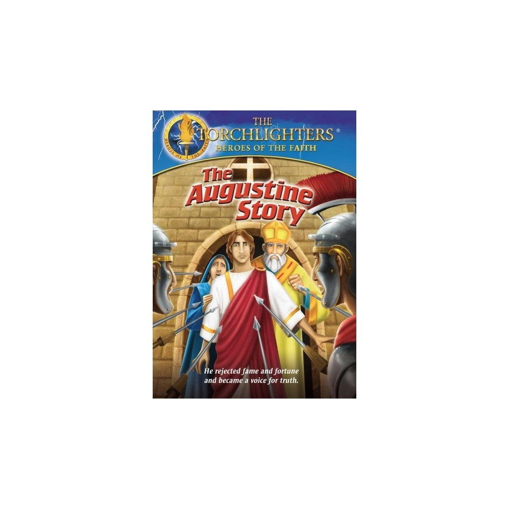 Torchlighters:Augustine Story (Dvd)