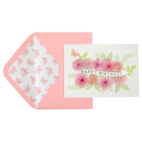 Papyrus Taylor Swift Handmade Floral And Banner Target