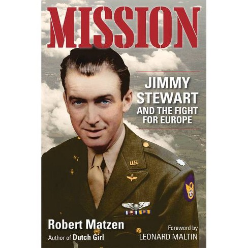 Mission - by  Robert Matzen (Paperback) - image 1 of 1