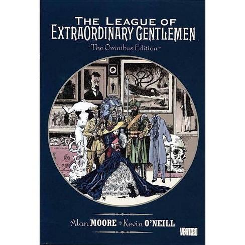 The League of Extraordinary Gentlemen Omnibus - by  Alan Moore (Paperback) - image 1 of 1