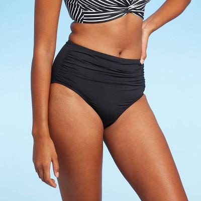 Women's Shirred Classic Bikini Bottom - Kona Sol™