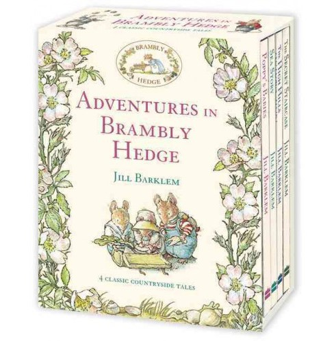 Adventures in Brambly Hedge (School And Library) (Jill Barklem) - image 1 of 1
